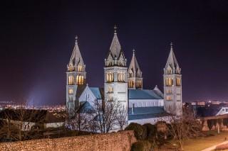 Pécs, Székesegyház (Copyright Kajsza fotó)