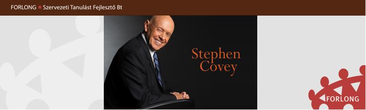 Forlong - Stephen Covey