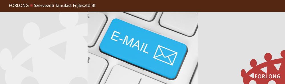 Forlong - ilyen egy jó vezetői email