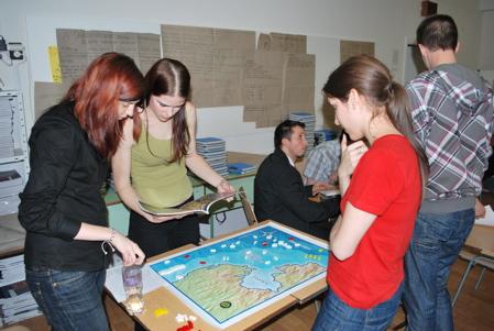 fenntartható fejlődés szimulációs játék