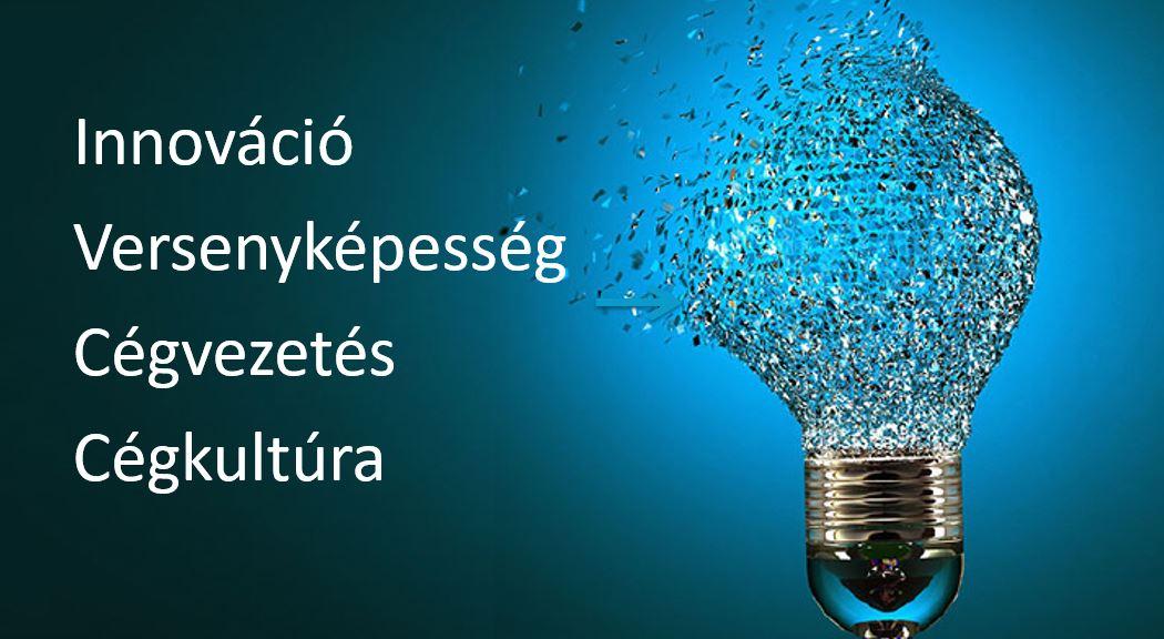 innováció-versenyképesség-cégvezetés