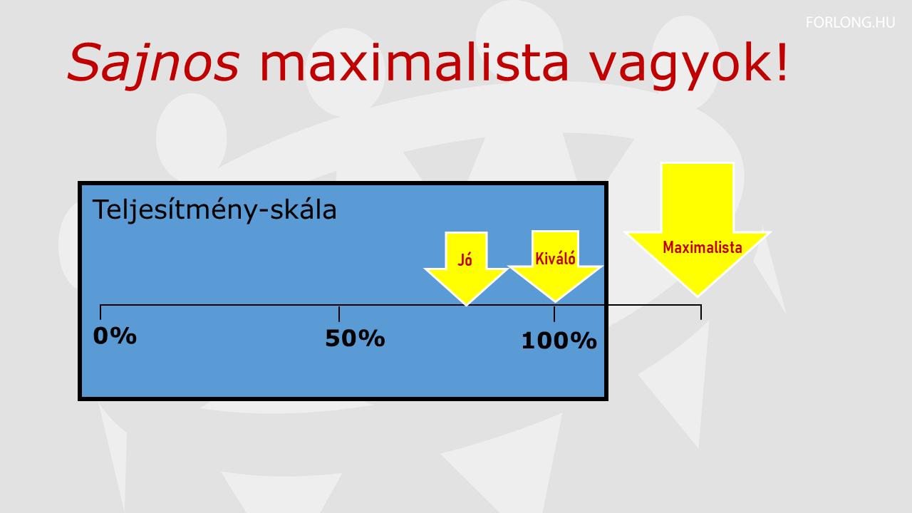 Maximalista vezető - maximalizmus - kiválóságra tötekvés - gyakorlatorientált vezetőképzés
