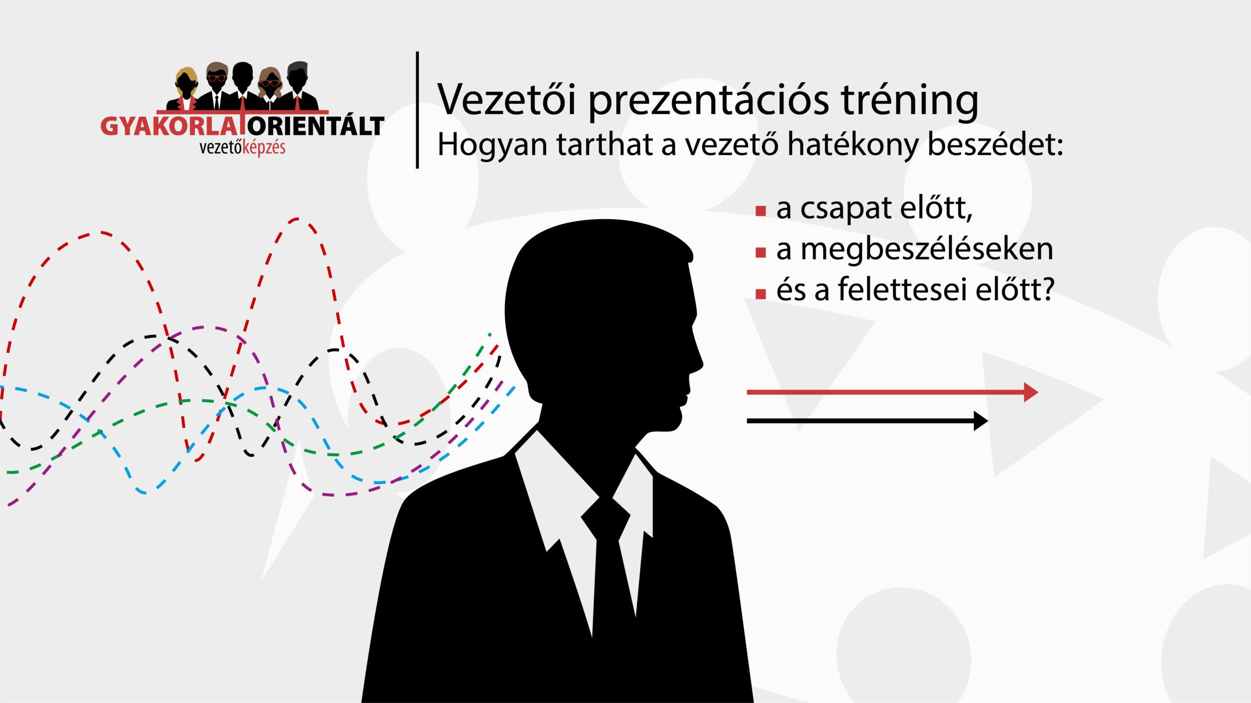 Vezetői prezentációs tréning