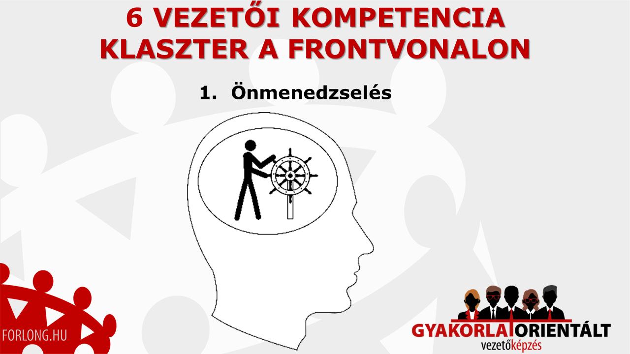 Önmenedzselés vezetői kompetencia operatív vezetőknek, műszakvezetőknek, csoportvezetőknek