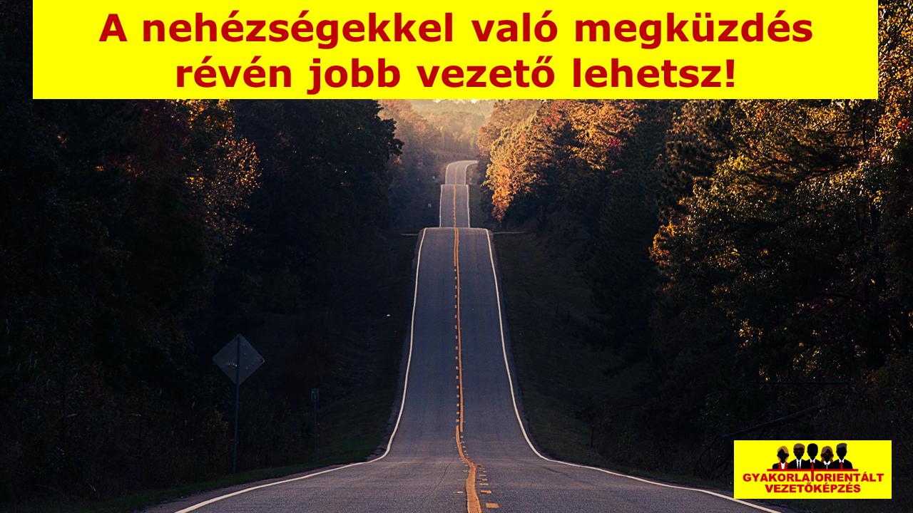 A vezetői munka nehéz, sőt egyre nehezebb lesz - műszakvezetőképzés